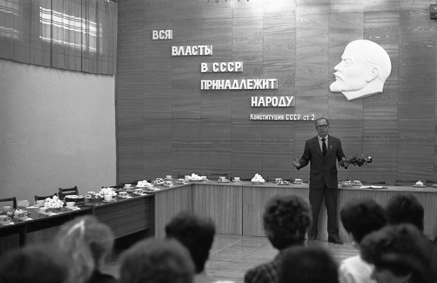 За что я не люблю СССР.