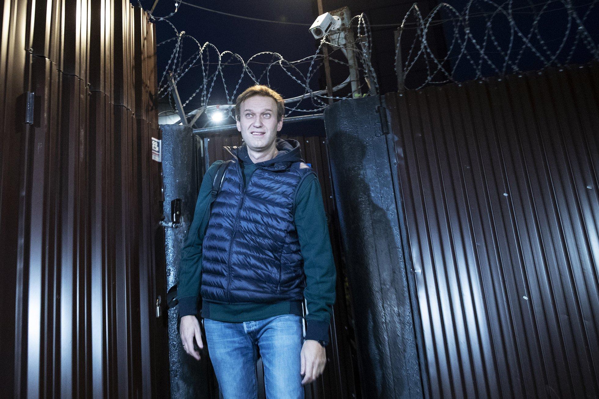 Навальный на свободе. Что дальше?