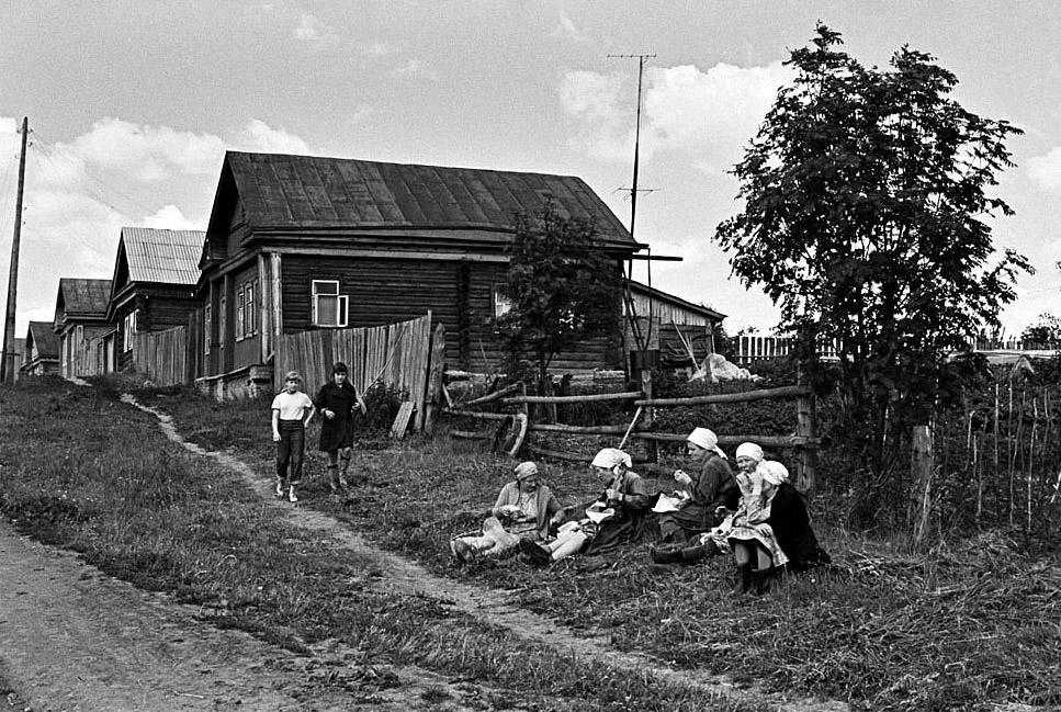Реальный СССР на запрещённых фотографиях.