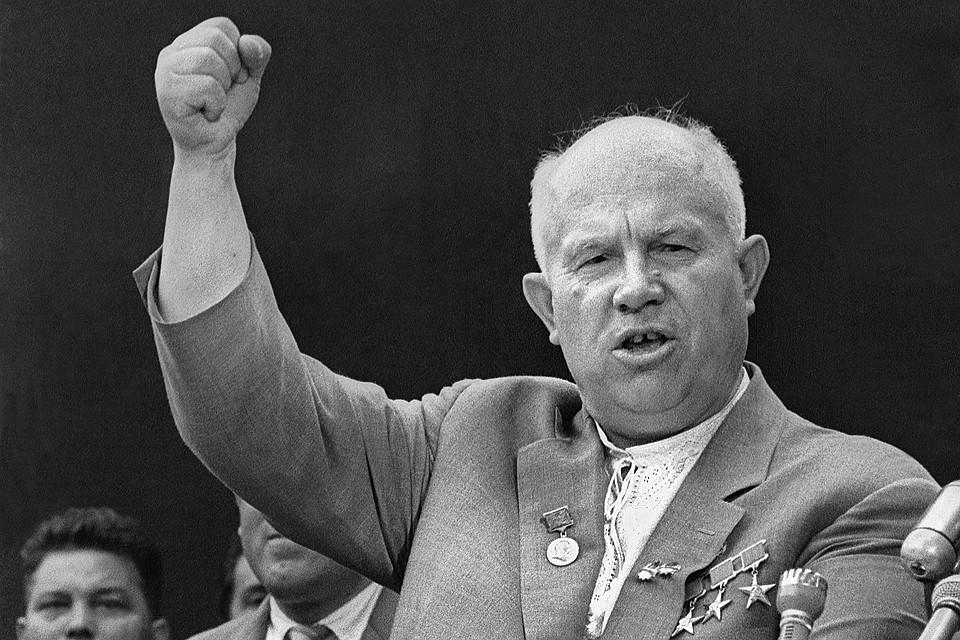 Мифы про Хрущёва, в которые вы продолжаете верить. Хрущёв, Хрущёве, Хрущёва, Крыма, якобы, более, стране, которые, передаче, именно, социализм, лично, который, самом, этого, народ, танками, Подписывайтесь, друзья, советская