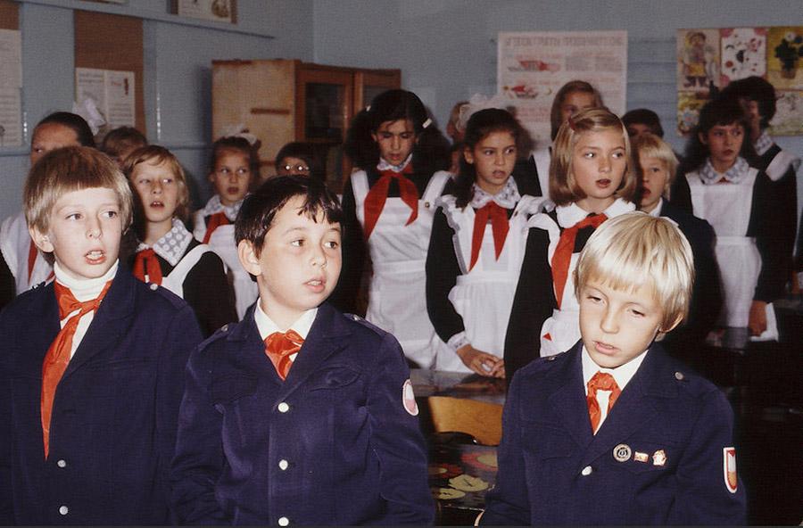Убогое советское детство.