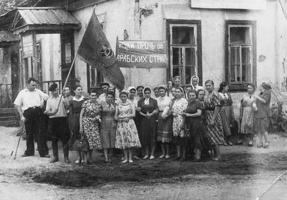 Парадоксы мышления любителей СССР.