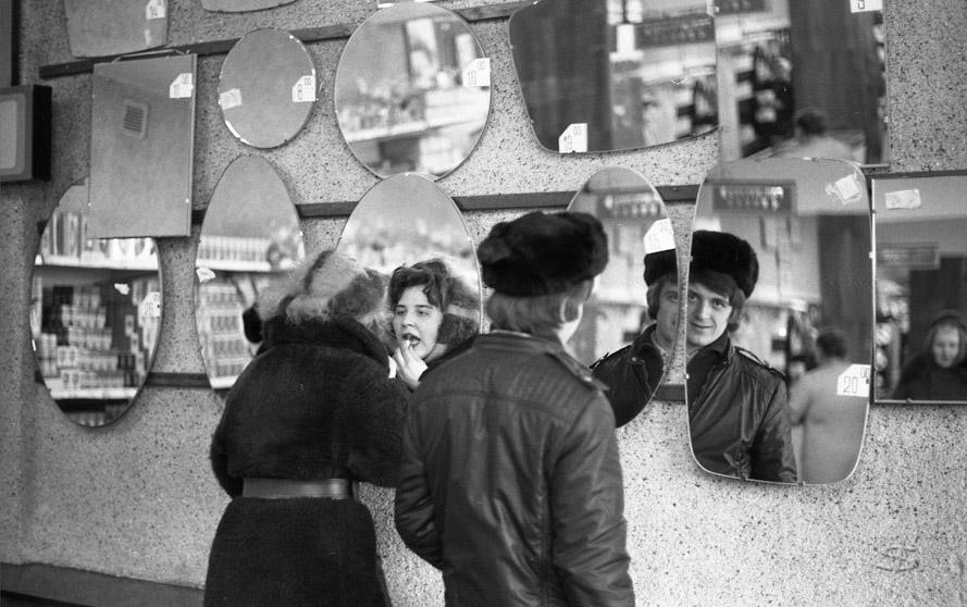 Советский Новый год — погоня за дефицитом.