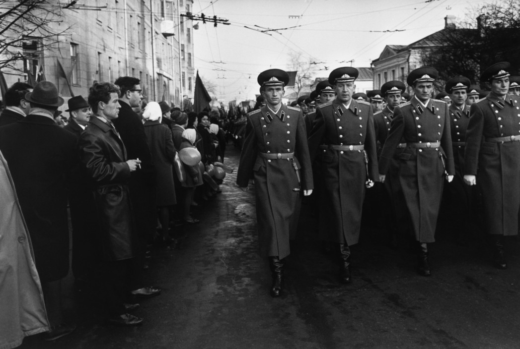 Запрещённые фото реального СССР.