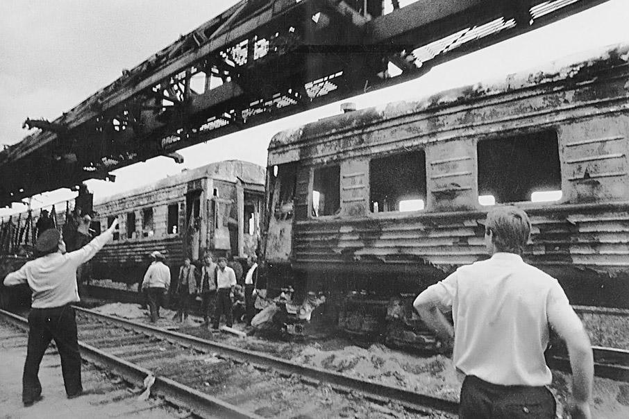 Как в СССР засекречивали катастрофы.