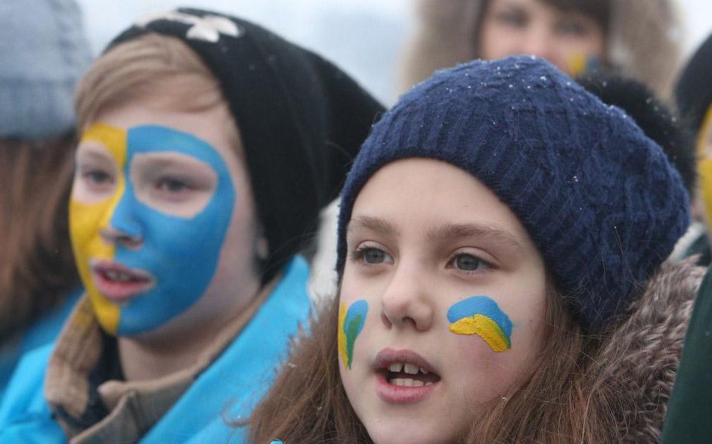 День Соборности Украины.