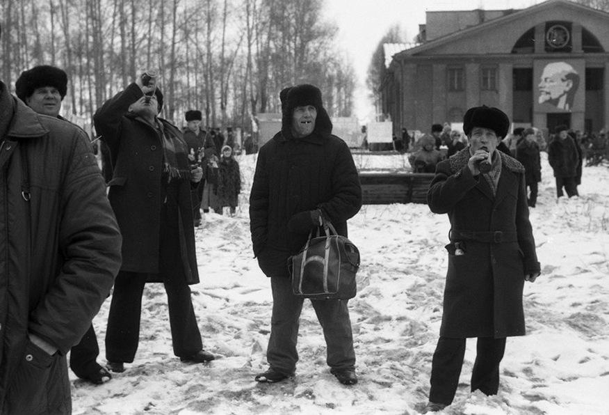 Миф об  «особом здоровье» советских людей.