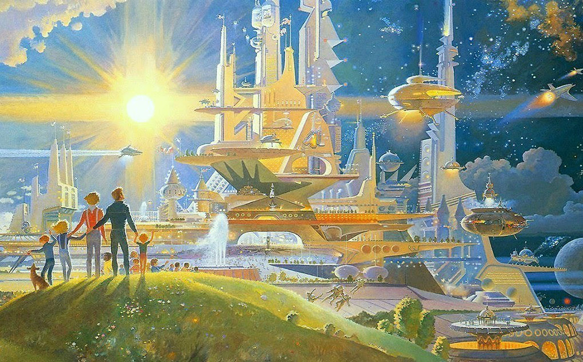 Мир-2039. Чего вы ждёте от будущего?