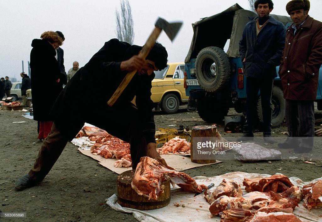 Чем на самом деле кормили в СССР.