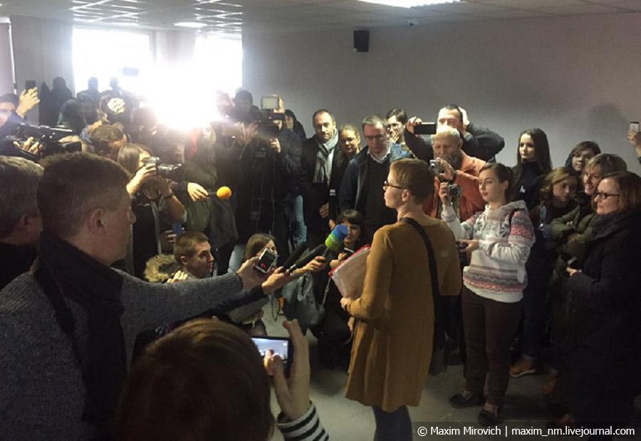 Как в Беларуси судят журналистов.