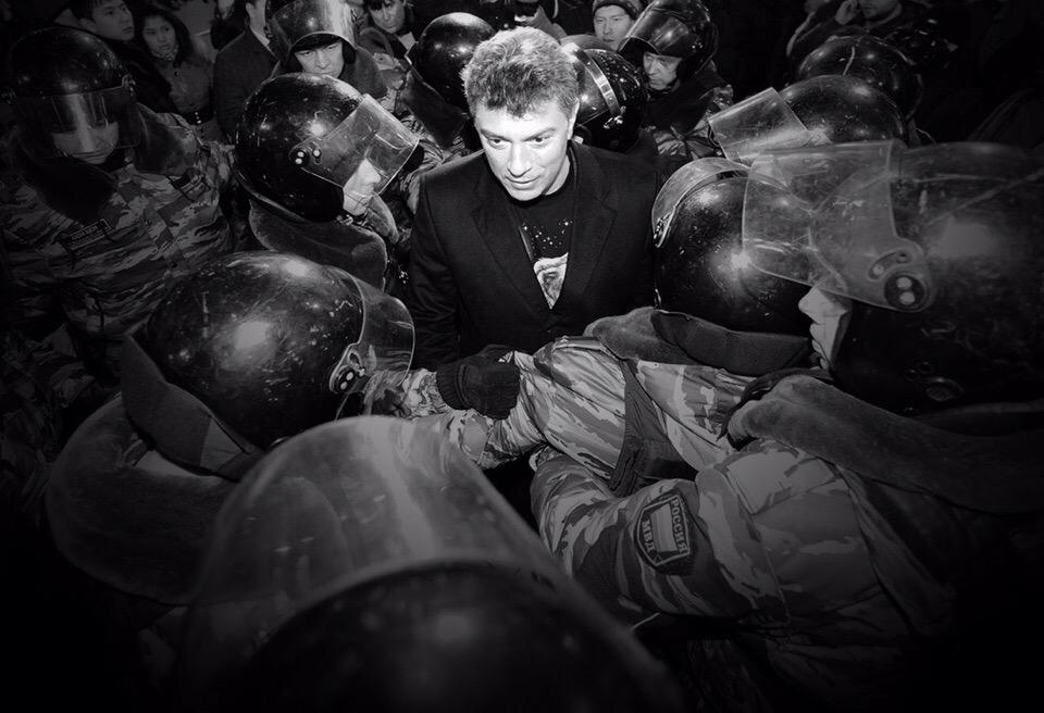 Четыре года без Бориса Немцова.