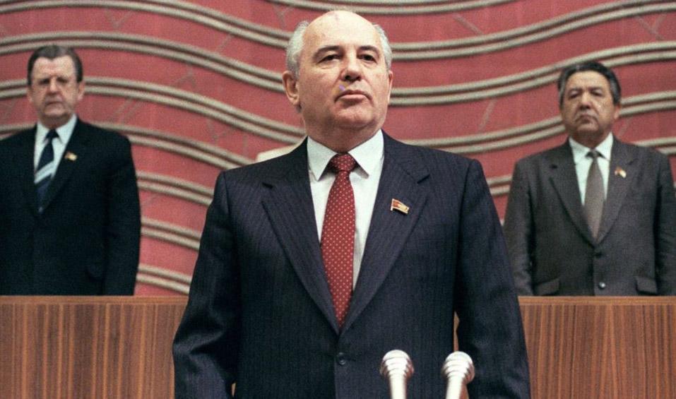 Правда про Михаила Горбачёва.