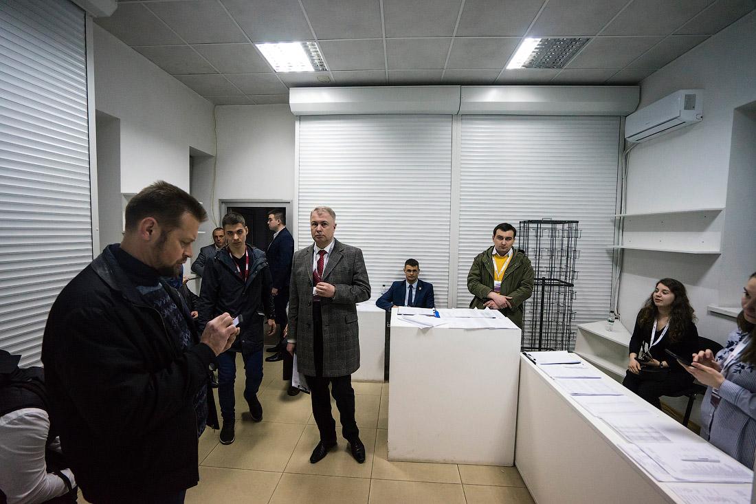 Как Украина выбрала себе президента.
