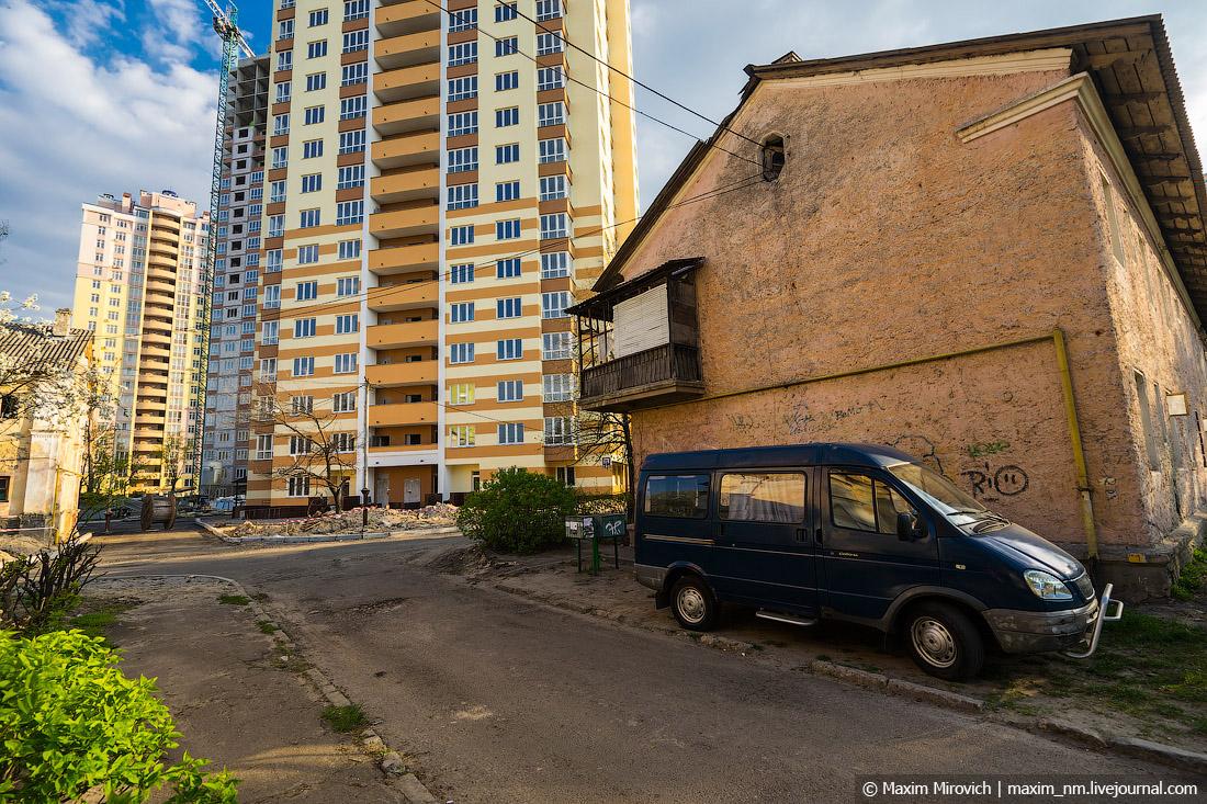Миф о том, что в Украине ничего не меняется.