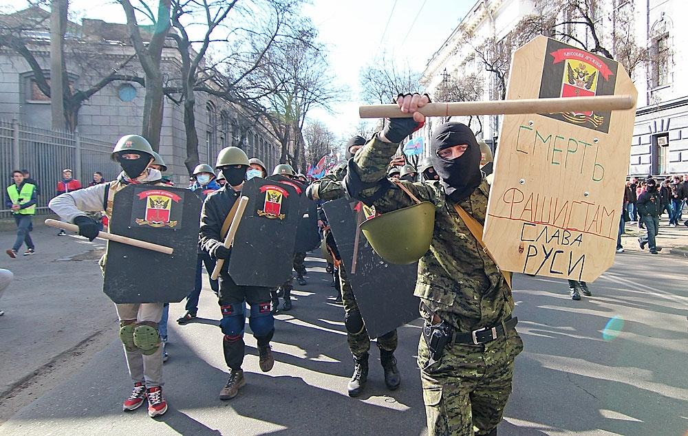Что на самом деле случилось 2 мая в Одессе.