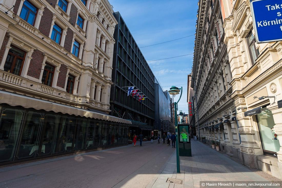 Хельсинки — город XXI века.