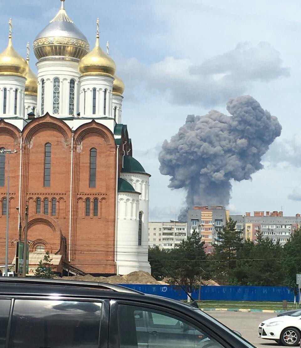 Что на самом деле случилось в Дзержинске.