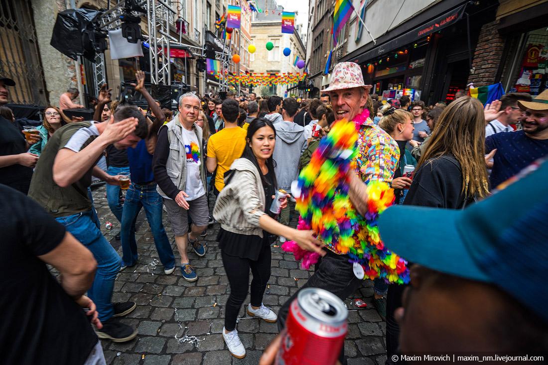 Зачем в Европе проводят гей-парады?