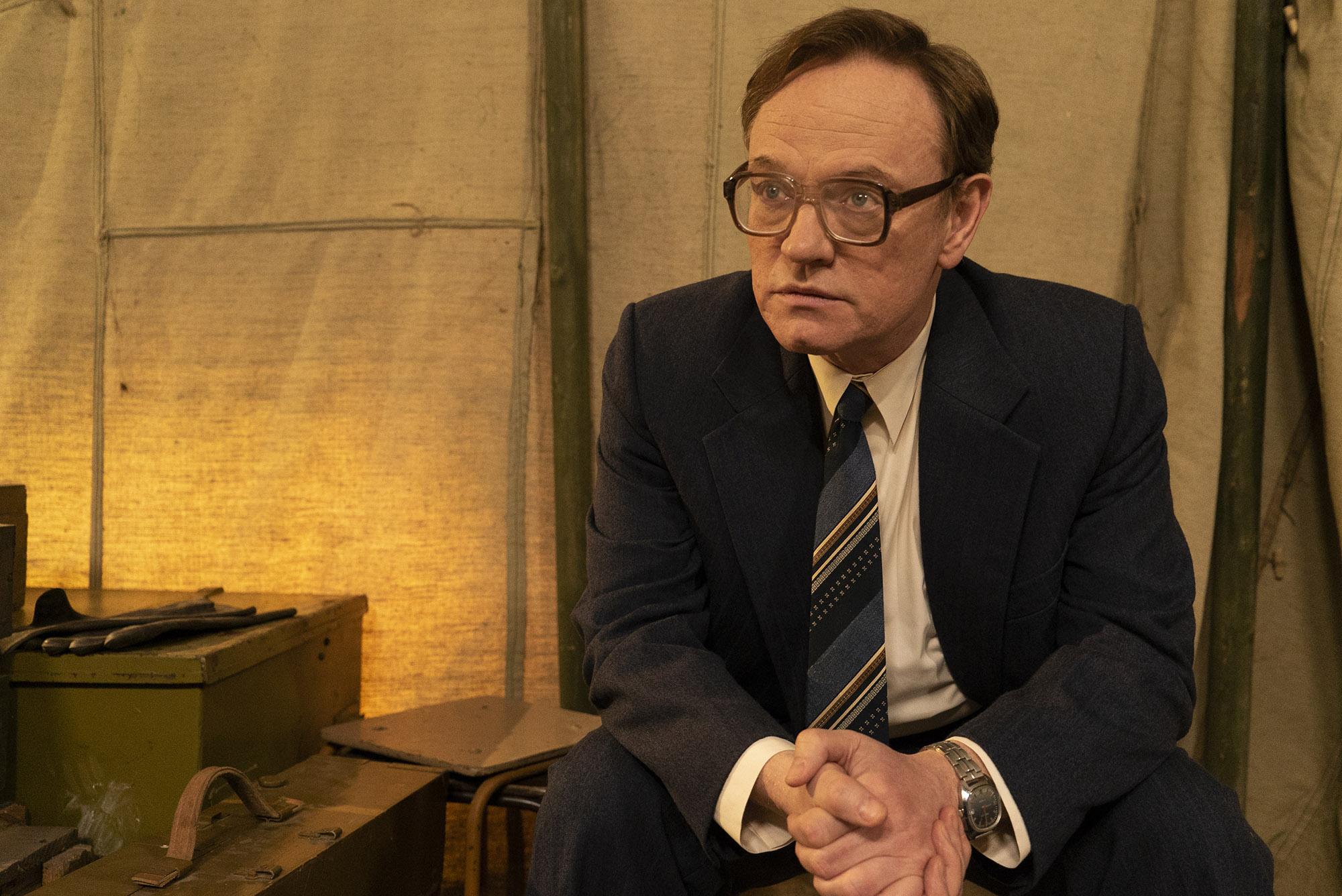 Портрет типичного советского человека.