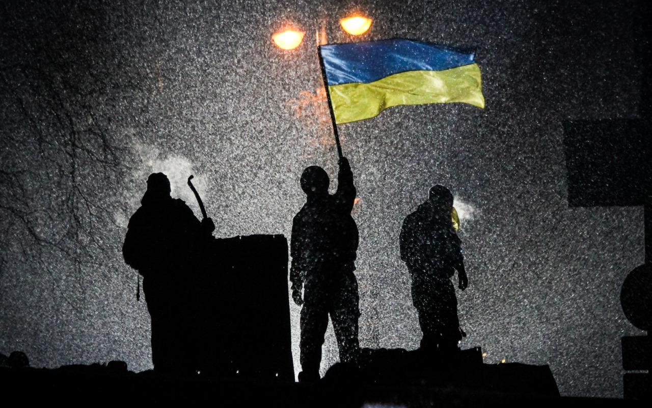 Сегодня Украина стала независимой.