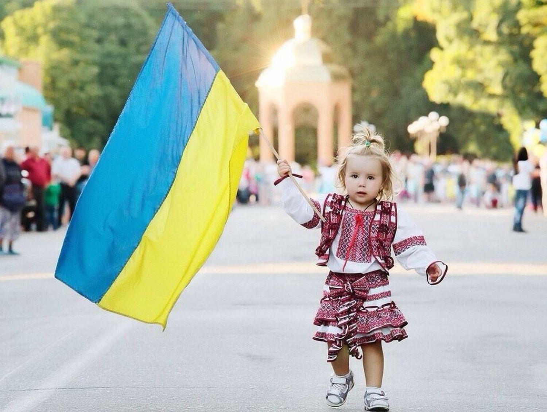 Сегодня Украина стала независимой!