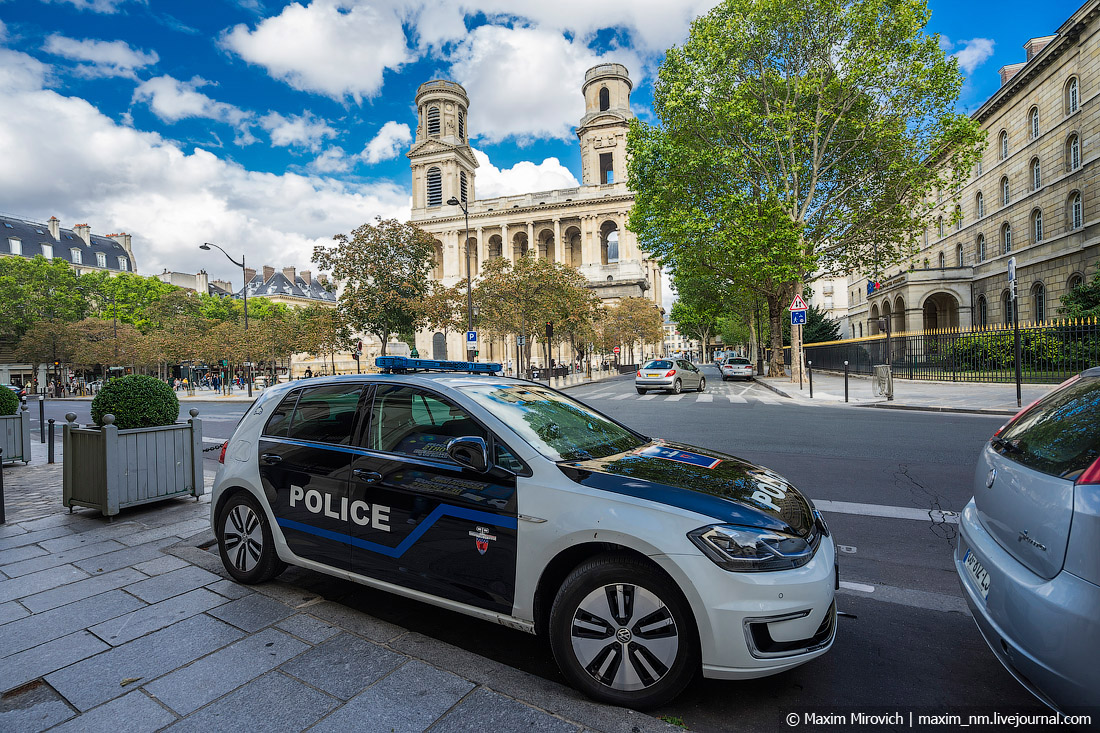 Как парижане боролись за свои права.