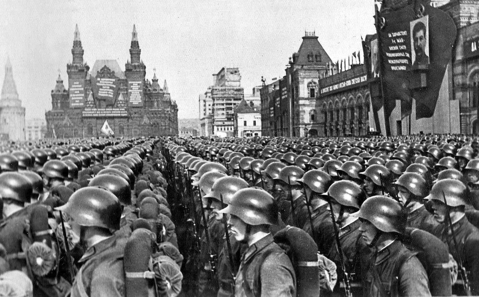 Как СССР начал Вторую Мировую войну.