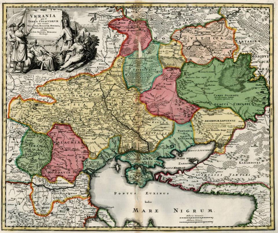 Имперские мифы про украинцев и Украину.