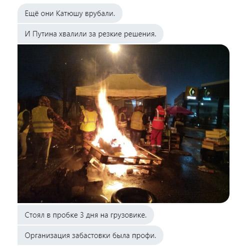 Что стоит за протестами «Жёлтых жилетов»?