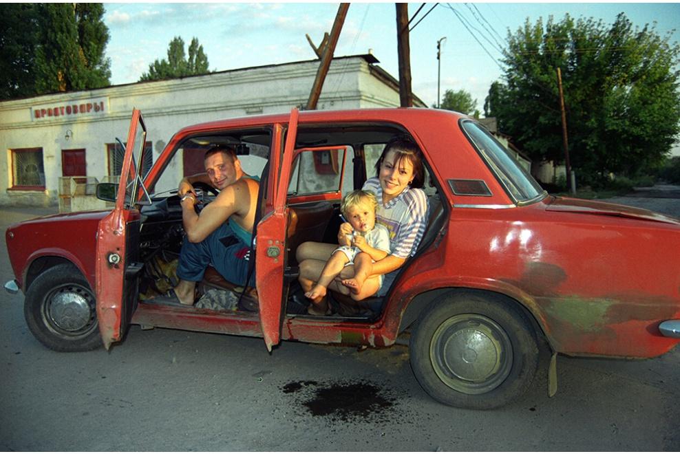 Грязь, тлен и безысходность. Что осталось после СССР.