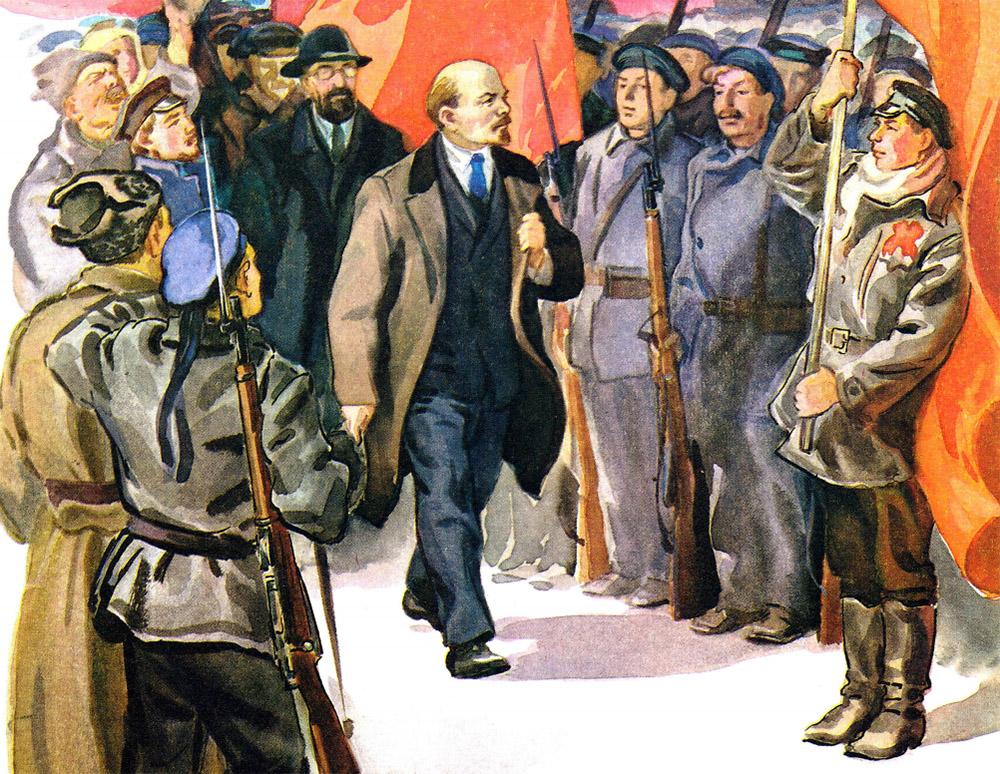 Какой была бы Россия без Ленина.