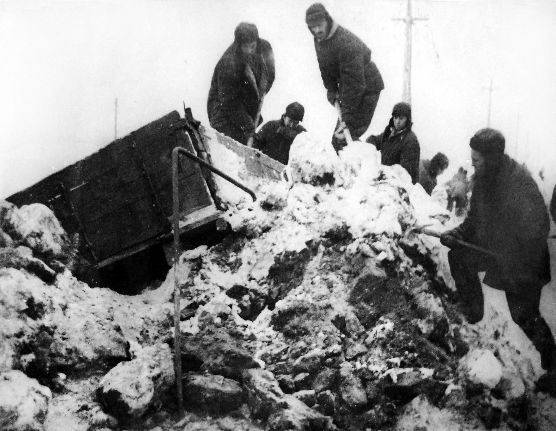 Запрещенные в СССР фото сталинских концлагерей