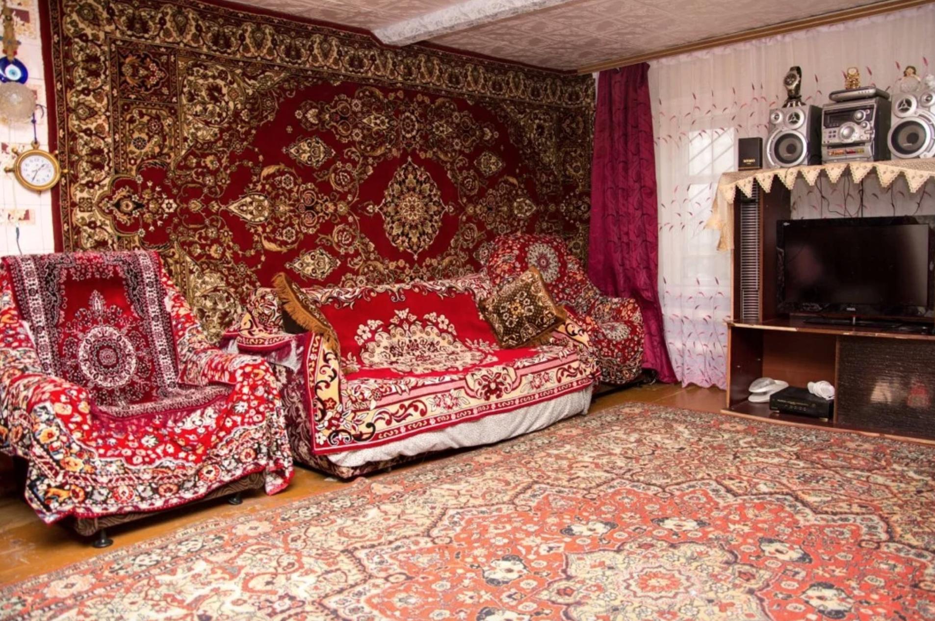 Почему нужно выбросить советский ковёр.
