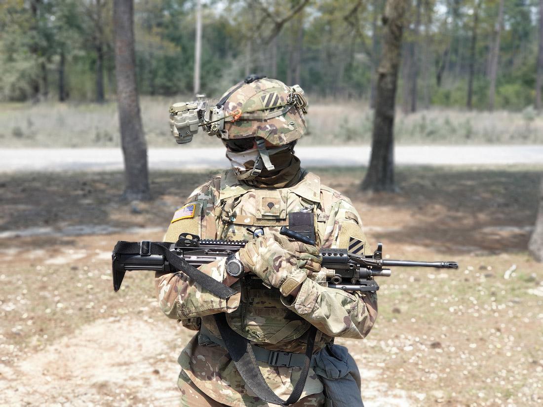 Вся правда про жизнь в армии США.