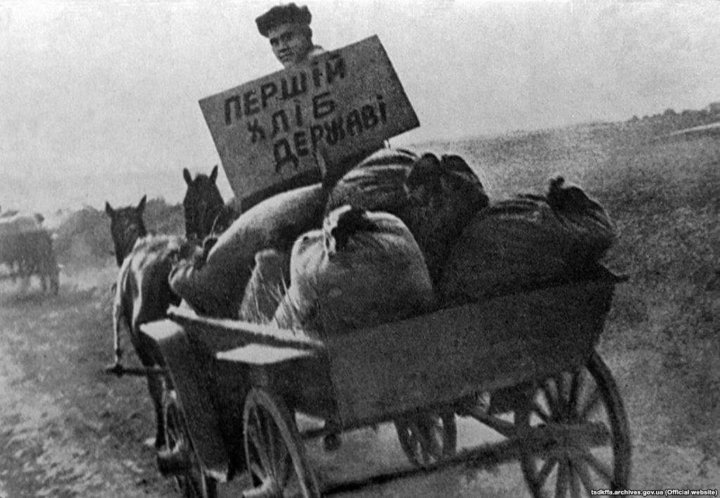 Украина. Ужасы Голодомора —как это было. СССР,диктатура,Украина