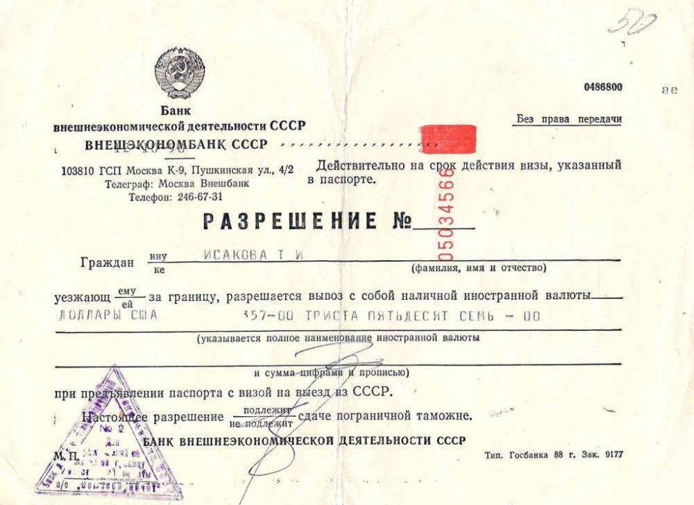 Железный занавес в СССР: как людей не выпускали из страны