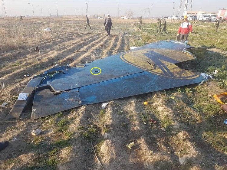 крушение самолета, трагедия в небе, упал украинский самолет в Иране
