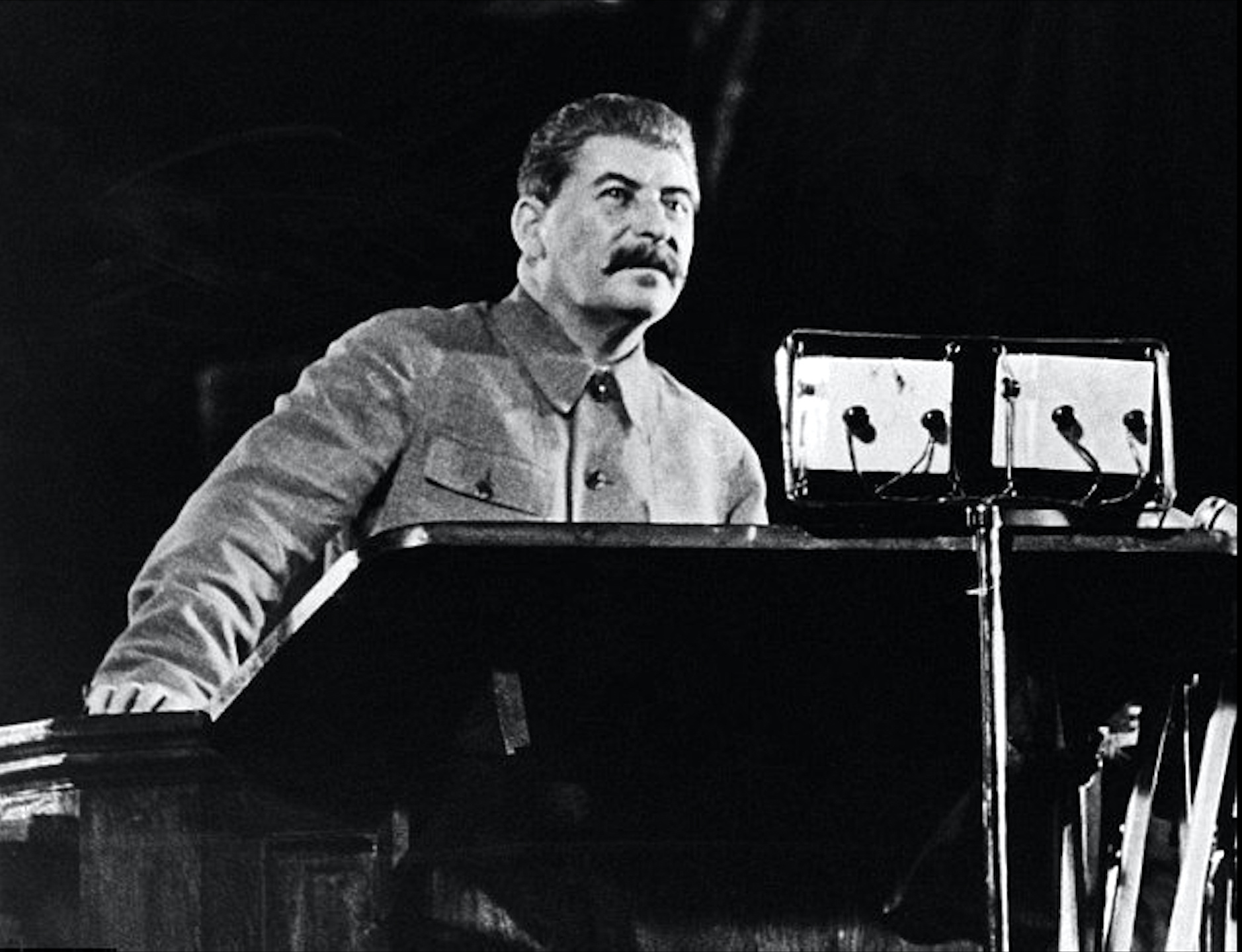Как Сталин уничтожал науку.