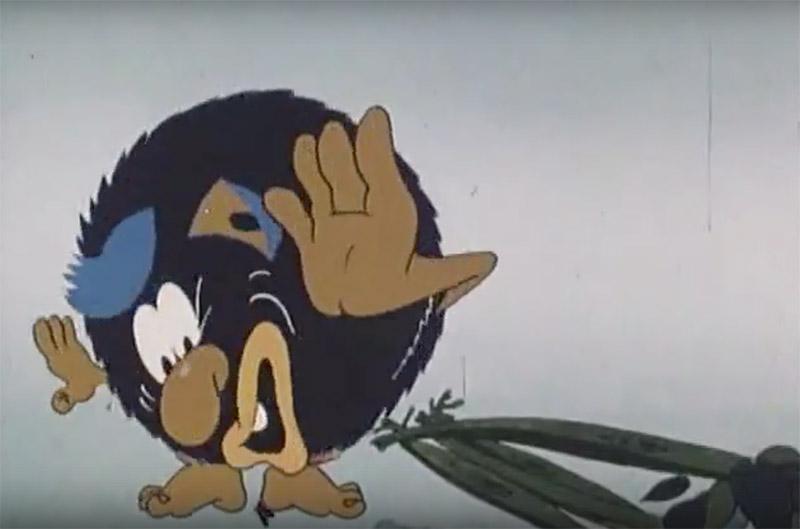 Мультфильм про совковых бандитов.