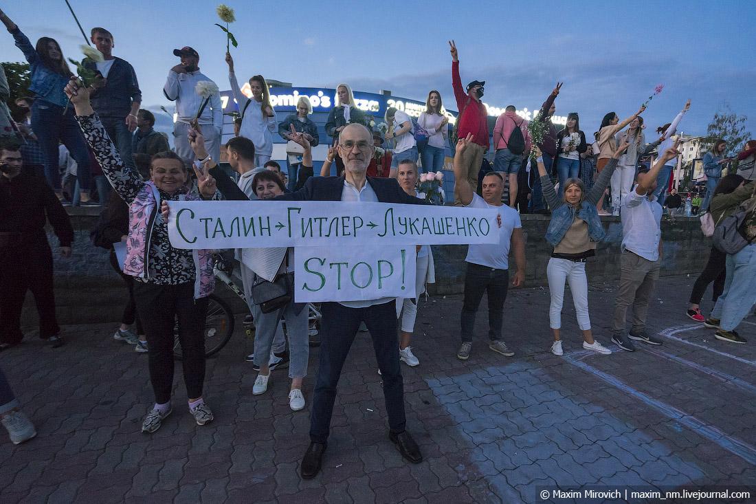 Ситуация в Беларуси. Что будет с Лукашенко?