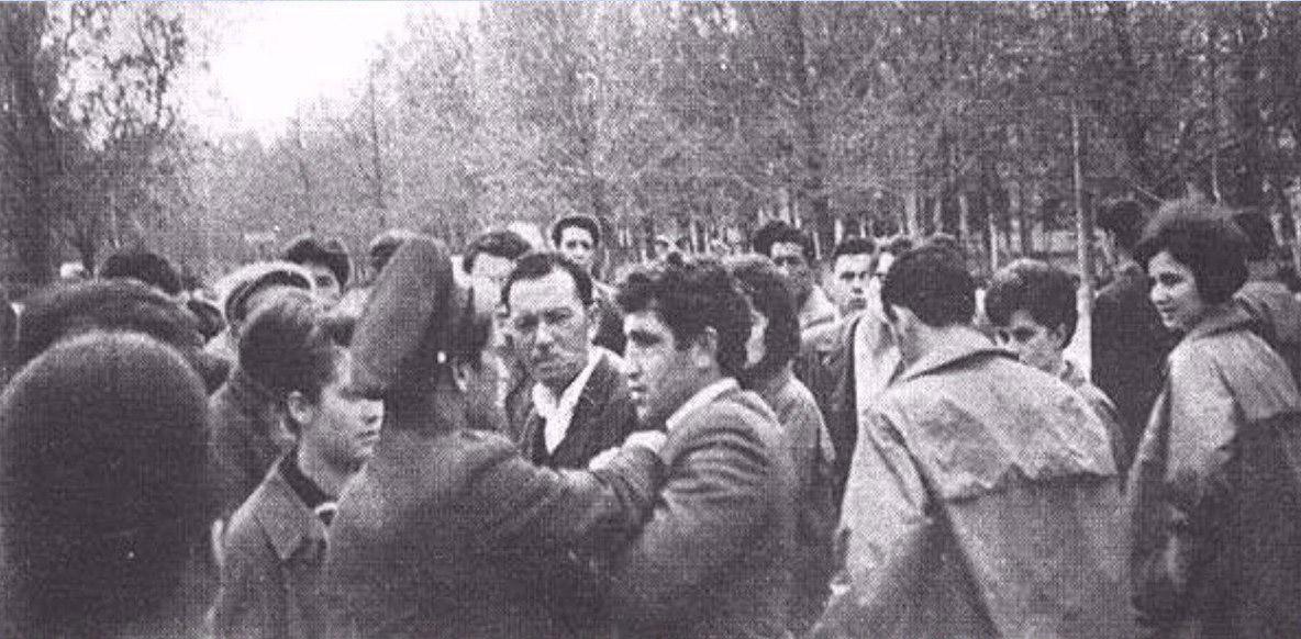 восстание в городе Чимкент