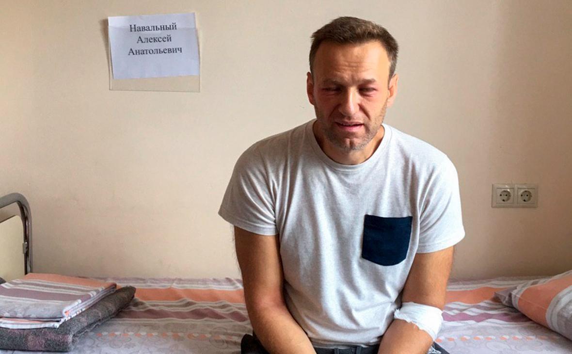 Навальный отравлен. Теперь официально.