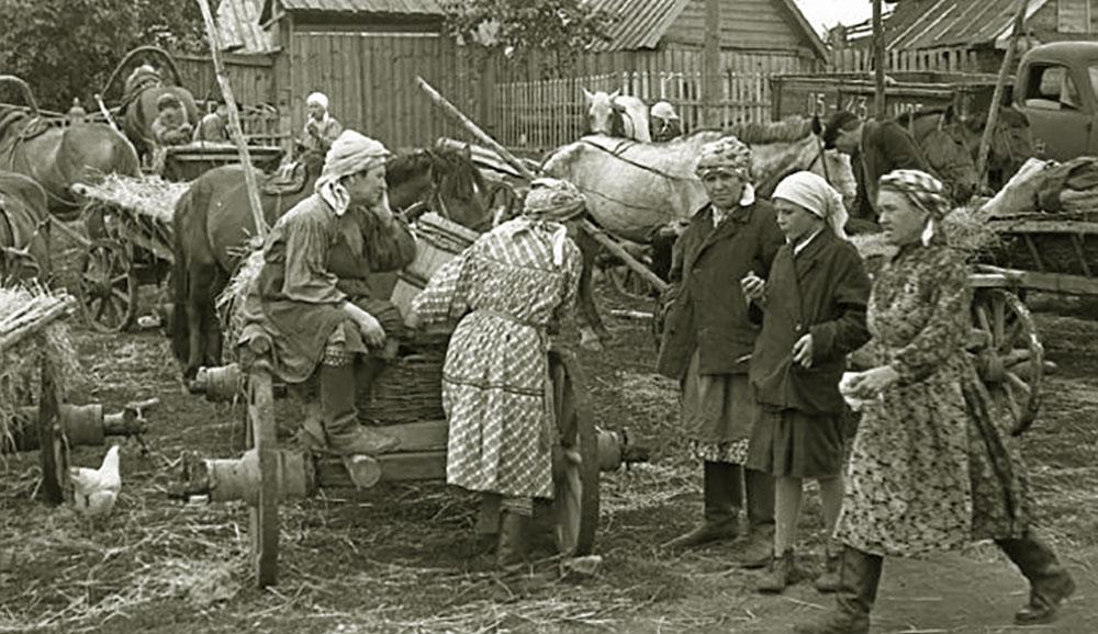 Как выглядел реальный СССР в 1961 году.