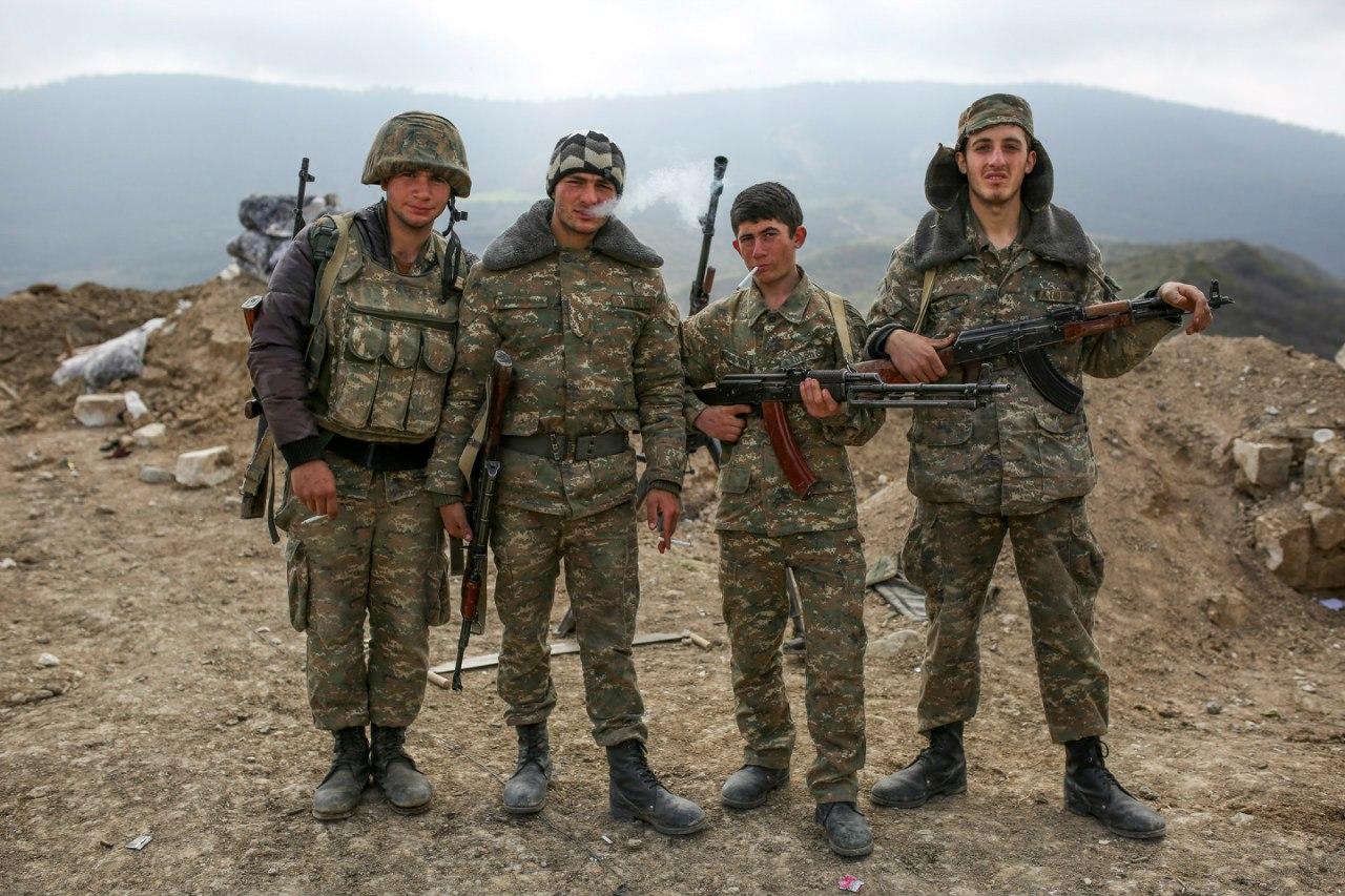 Война в Карабахе. Кто прав?