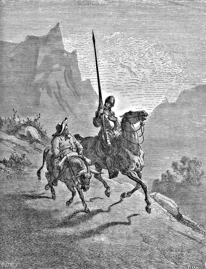 don-quixote-and-sancho-panza-illustration-gustave-dore