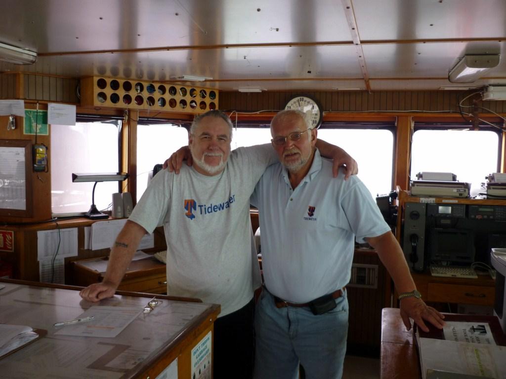 Два капитана - Бризи и Макс [1024x768]