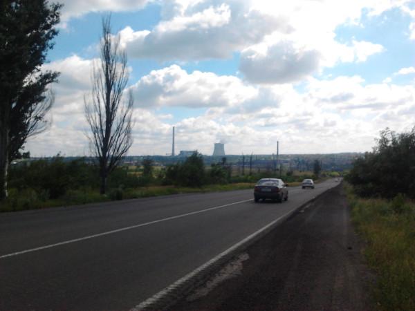 #Веловоскресенье . Мои первые 200 километров, или как мы путешествовали по Донецкой области. часть…