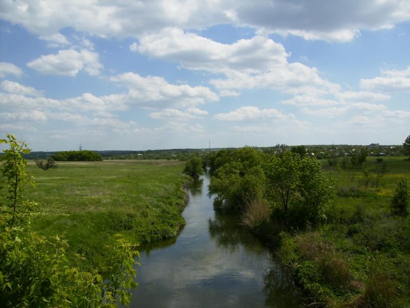 река Кальмиус