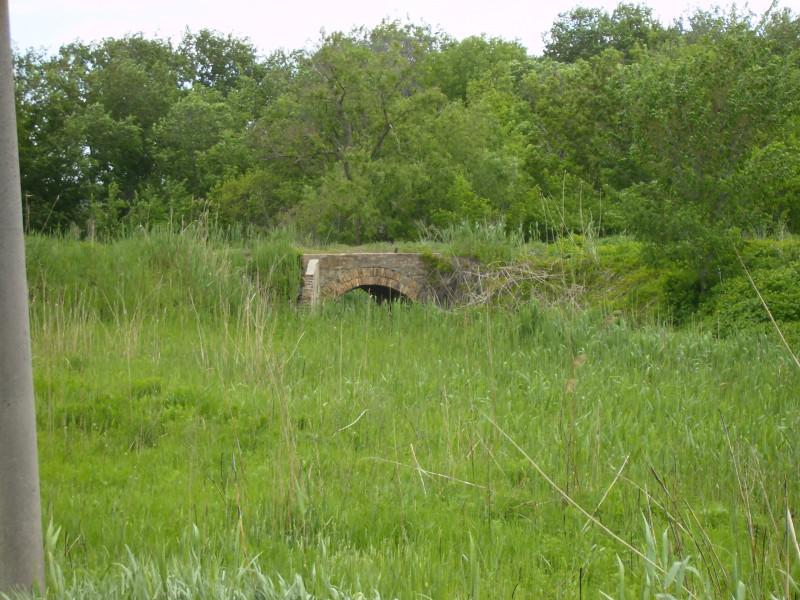 один из старых мостиков, который ещё сохранился