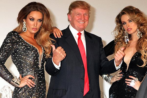 Что сказал президент РФ про Трампа и российских проституток?